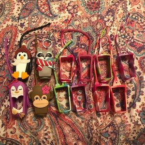 12 Old Bath & Body Works Hand Sanitizer Covers